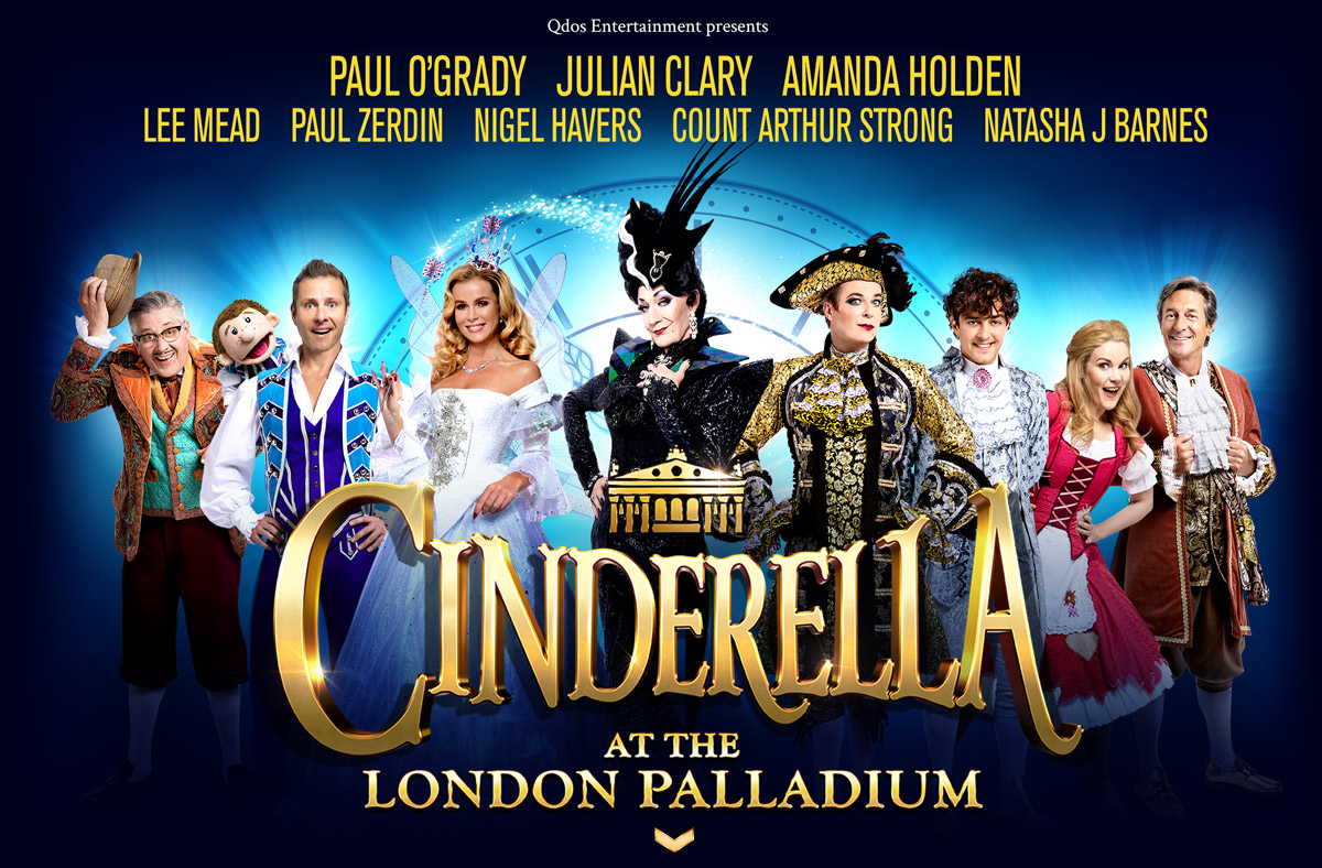 Cinderella (The Palladium)