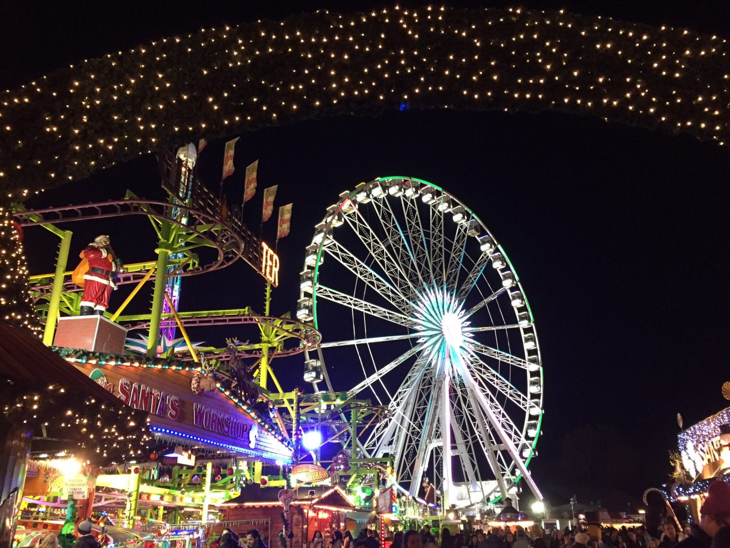 7 things to do in London to make your festive season the best