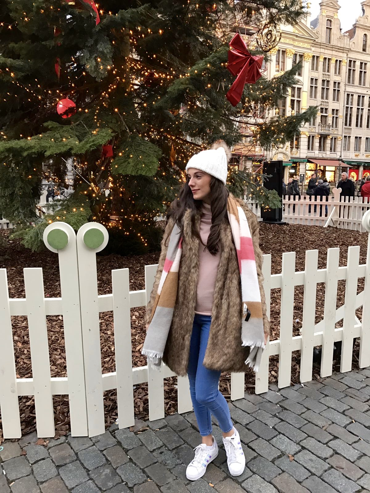 Winter OOTD | Brussels Edition