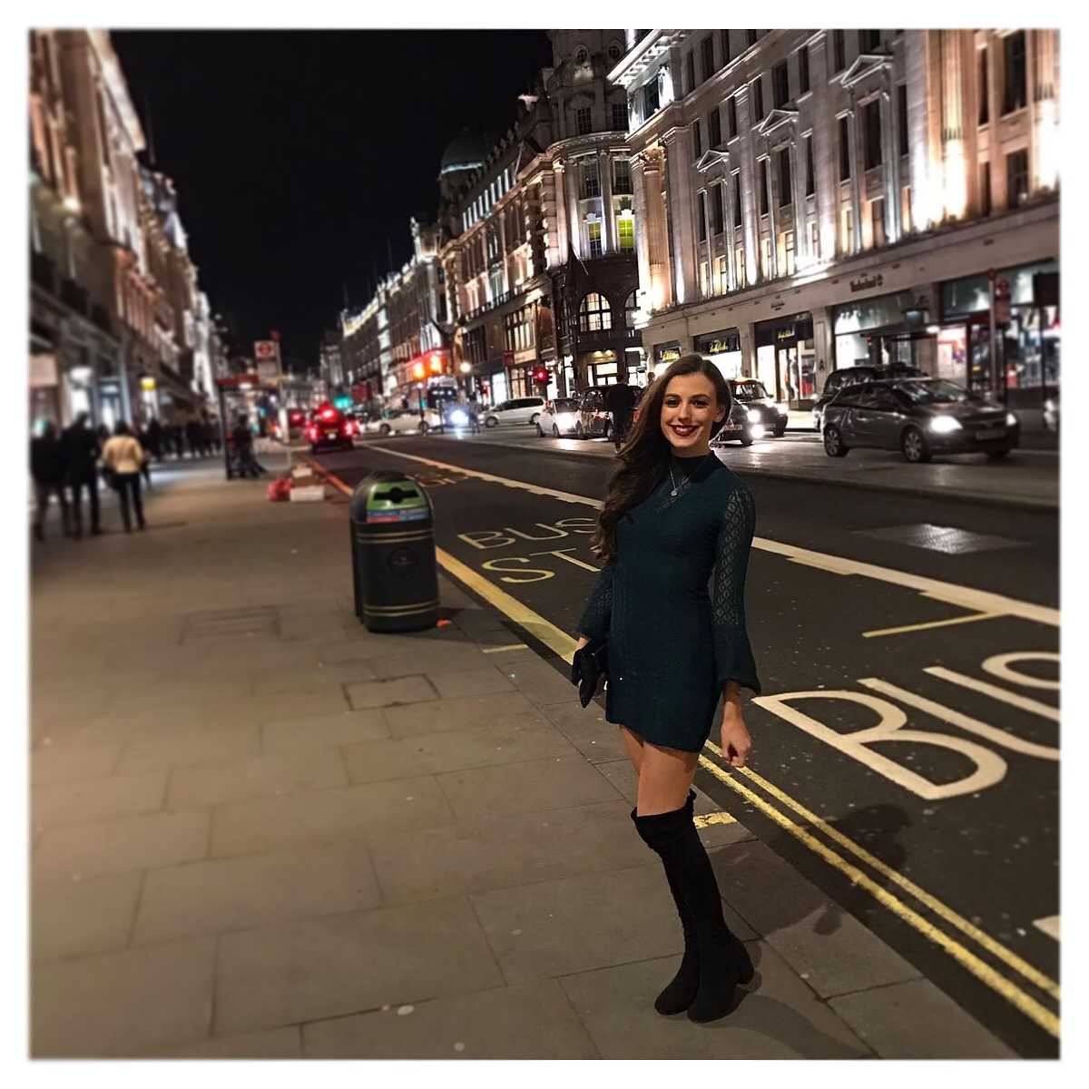 OOTN – Date night in London